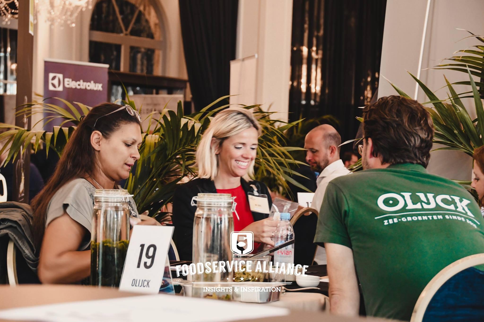 TERUGBLIK: FOODSERVICE SPEEDDATE EVENT 2018
