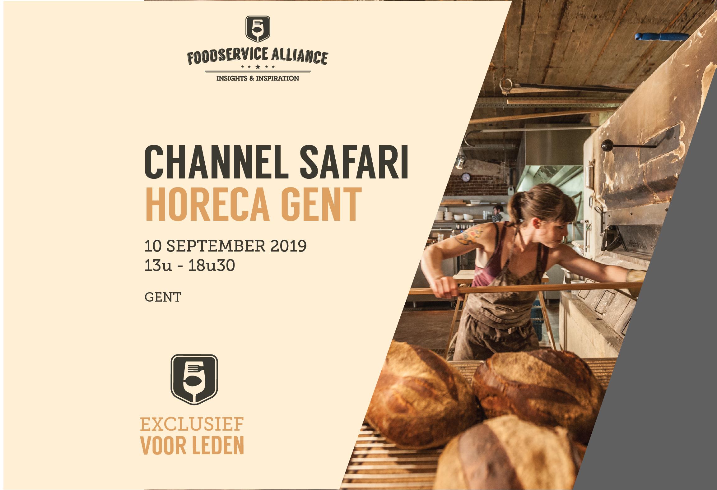 CHANNEL SAFARI PRETPARK DE EFTELING