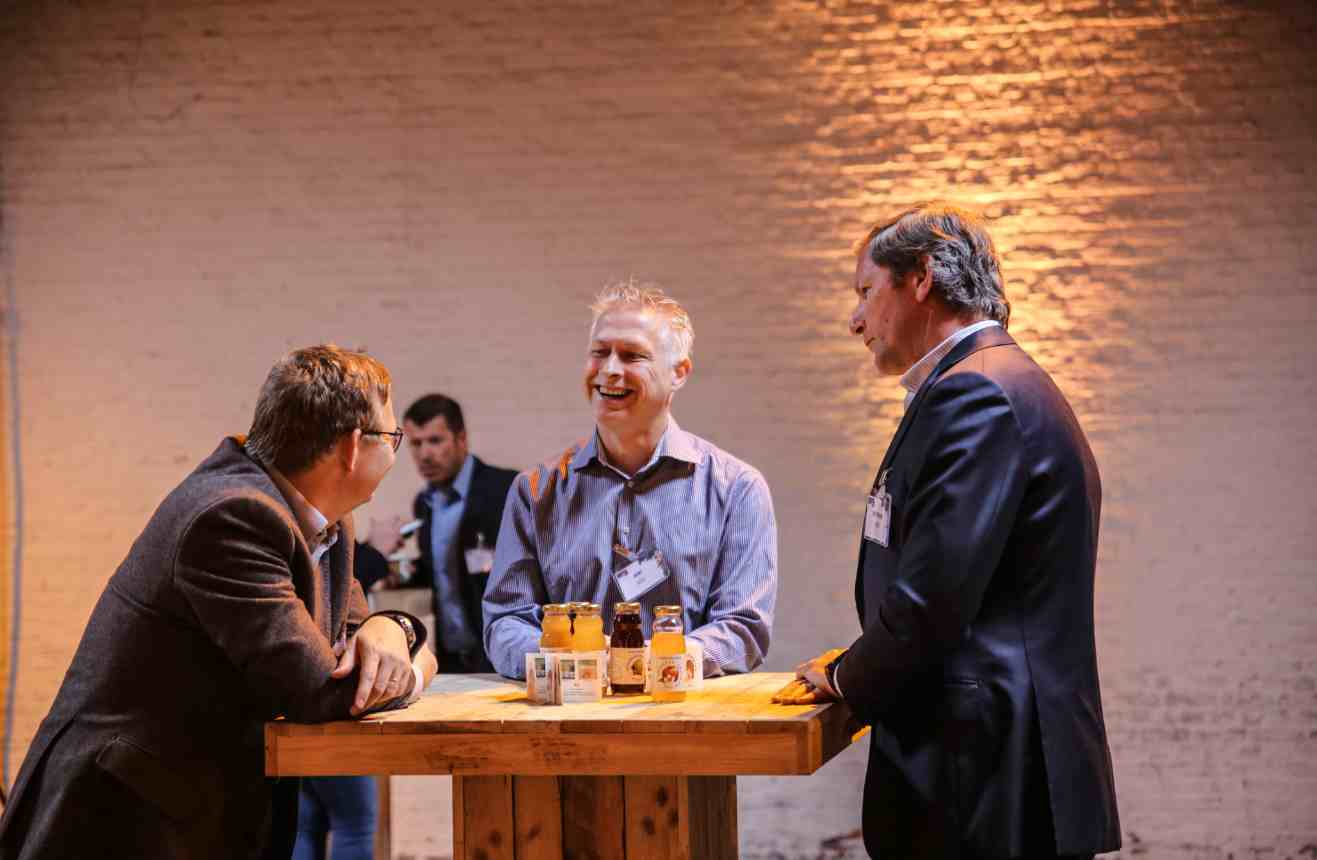 TERUGBLIK. DIT WAS DE FOODSERVICE INNOVATION MARKET 2018