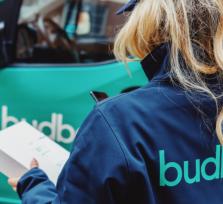 Bezorgdienst Budbee zet voet aan wal in Belgie