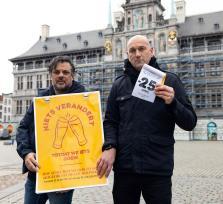 Horeca pakt uit met scheurkalender die aftelt naar 1 jaar lockdown