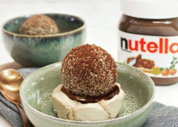 Nutella Tiramisu Ball van Balls & Glory