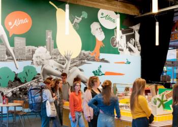 Studentenrestaurants trekken amper bezoekers