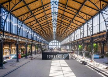 Nieuwe foodmarkt van AB Inbev in Brussel