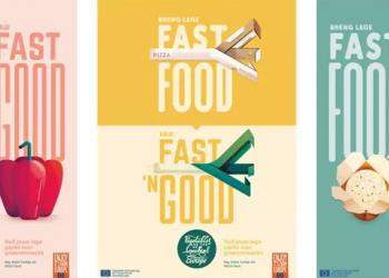 Fast 'n Good: ruil je lege fastfood packs in voor gratis groentesnacks