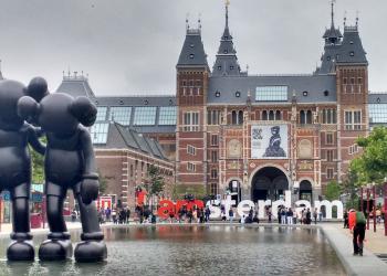 Nederland ontvangt 70% minder buitenlandse toeristen in 2020