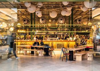 Nieuwe foodmarket Wolf opent in Brussel