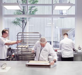 Vandemoortele stelt 'Food Experience Center' voor in Gent