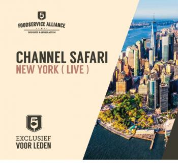 Terugblik: Channel Safari New York