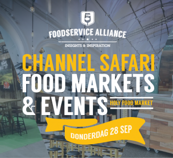 TERUGBLIK CHANNEL SAFARI FOOD MARKETS & EVENTS