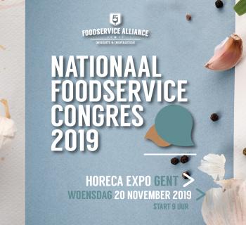 NATIONAAL FOODSERVICE CONGRES 2019