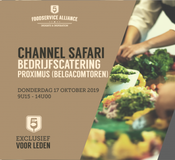 CHANNEL SAFARI BEDRIJFSCATERING