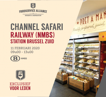 CHANNEL SAFARI RAILWAY (NMBS)