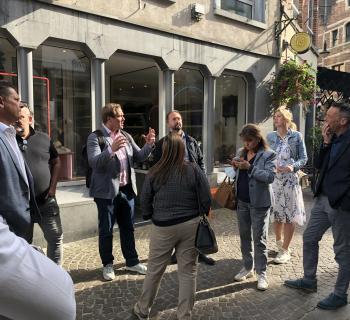 TERUGBLIK: Channel safari Horeca Leuven