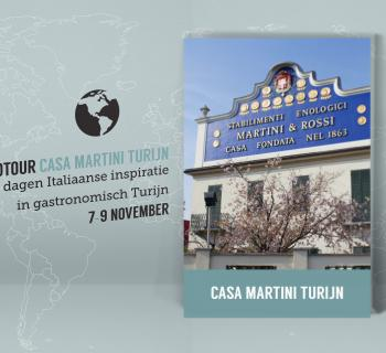 TRENDTOUR // CASA MARTINI TURIJN
