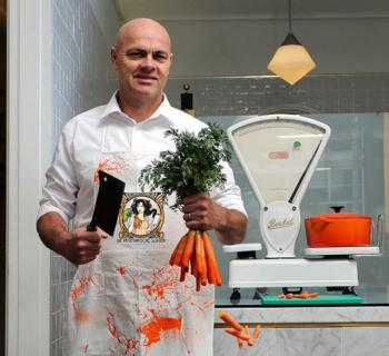 UNILEVER FOODSOLUTIONS LANCEERT THE VEGETARIAN BUTCHER